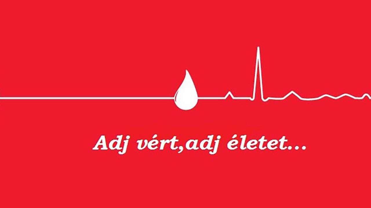 Önkéntes véradás 2020 februárjában