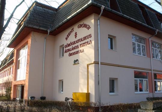 Szent György Görögkatolikus Általános Iskola
